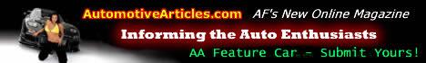 Automotive Articles .com Online Magazine