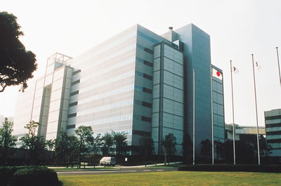 The Nissan Technical Center in Atsugi