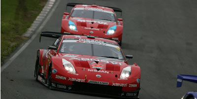 The NISMO GT500 Zs!