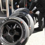 Kumho Tires in GT300