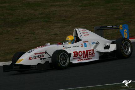 Igor Sushko in Formula Renault