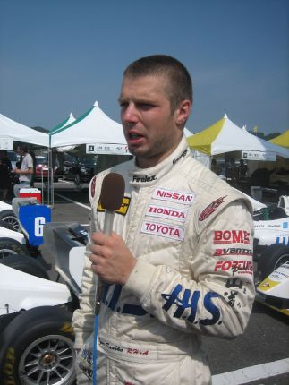 Igor Sushko at Twin Ring Motegi
