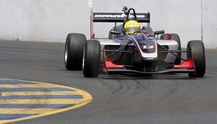 Igor Sushko in Lola F3