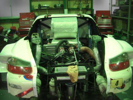 #4 Bomex Lian Porsche Boxter