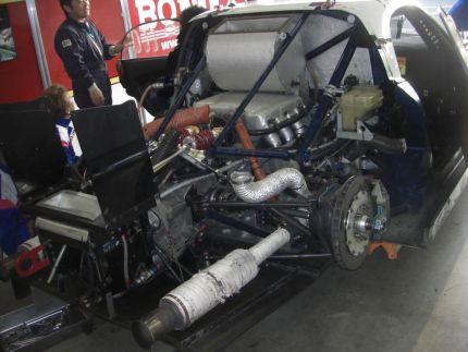 Porsche Boxter - Super GT GT300
