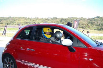 Orque Driving School 2009 at Fuji Speedway