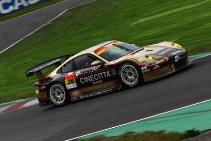 Taisan Posche 911 GT3R / Igor Sushko