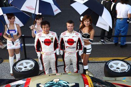 #26 Taisan Porsche | 2010 Super GT GT300