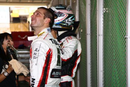 Igor Sushko - #26 Taisan Porsche | 2010 Super GT GT300