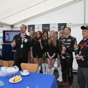 OGT! Racing hospitality