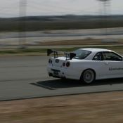 2001 Nissan Skyline GT-R N1 Race Car