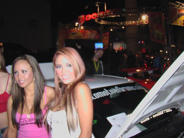 Skyline GT-R N1 and Hot Girls