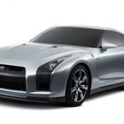 Nissan GT-R Proto (Future generation of Nissan Skyline GT-R)