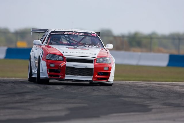 AutomotiveForums.com R34 Nissan Skyline GT-R at Sebring
