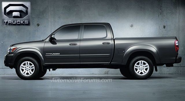 2006 toyota tundra reviews