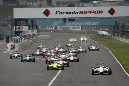 Formula Challenge Japan Race
