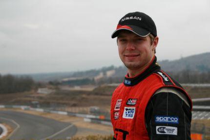 Igor Sushko at Fuji Speedway.