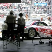 The Eclipse Advan Lexus SC430 - driven by Orido and Tsuchiya.