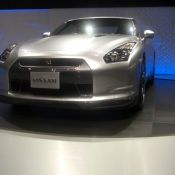 R35 Nissan GT-R at Tokyo Motor Show