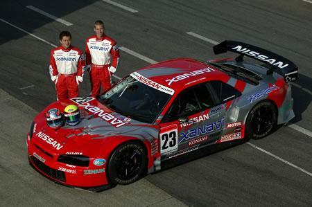 2003 Championship Winning Team - NISMO GT500