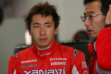 NISMO Super GT GT500 Z driver - Matsuda