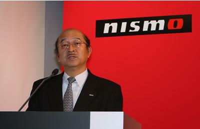 Mr. Sanada - NISMO President