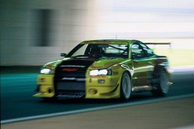 The brute Nissan Skyline GT-R