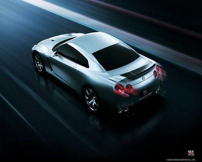 The Nissan Skyline GT-R Prototype
