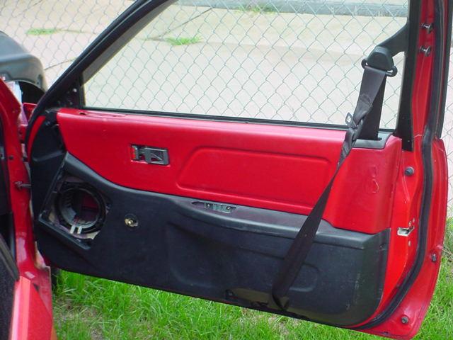 Photos of my custom interior paint job car forums and for Car interior paint job